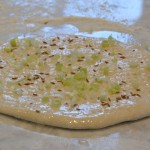 Oaisis Naan ready for the oven