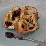 Popovers with Jam